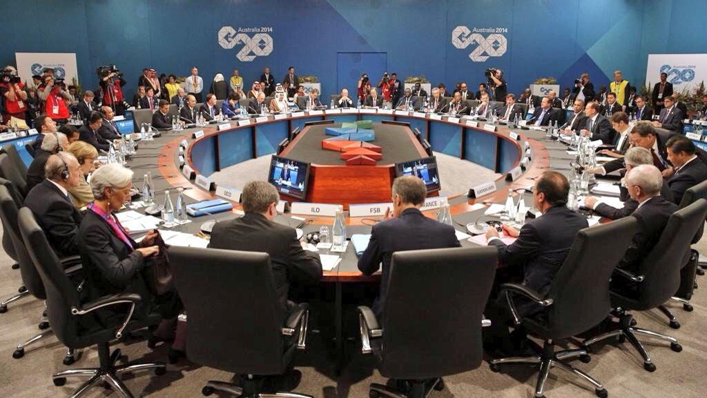 G20 in Australia: Renzi incontra Obama e Putin e la first lady Agnese coccola i koala