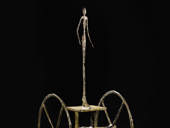 Asta record per Alberto Giacometti e Amedeo Modigliani: il 'Chariot' venduto a 101 milioni di dollari