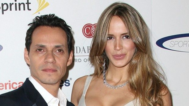 Marc Anthony e la fidanzata Shannon