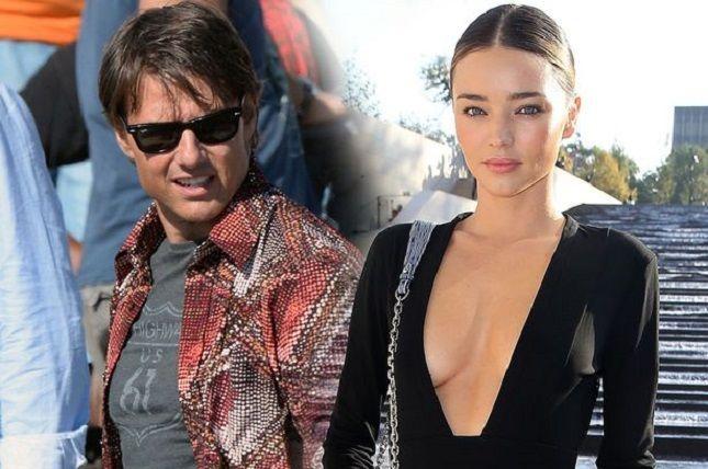 Tom Cruise e Miranda Kerr