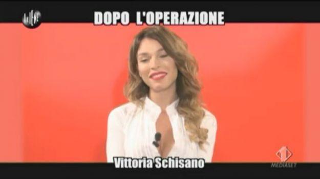 Vittoria Schisano a Le Iene: 'Carlo Conti, chiamami per Sanremo 2015'