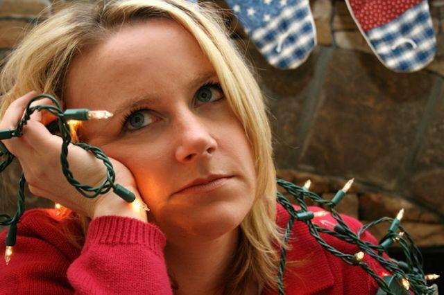 Depressione di Natale: consigli per superarla