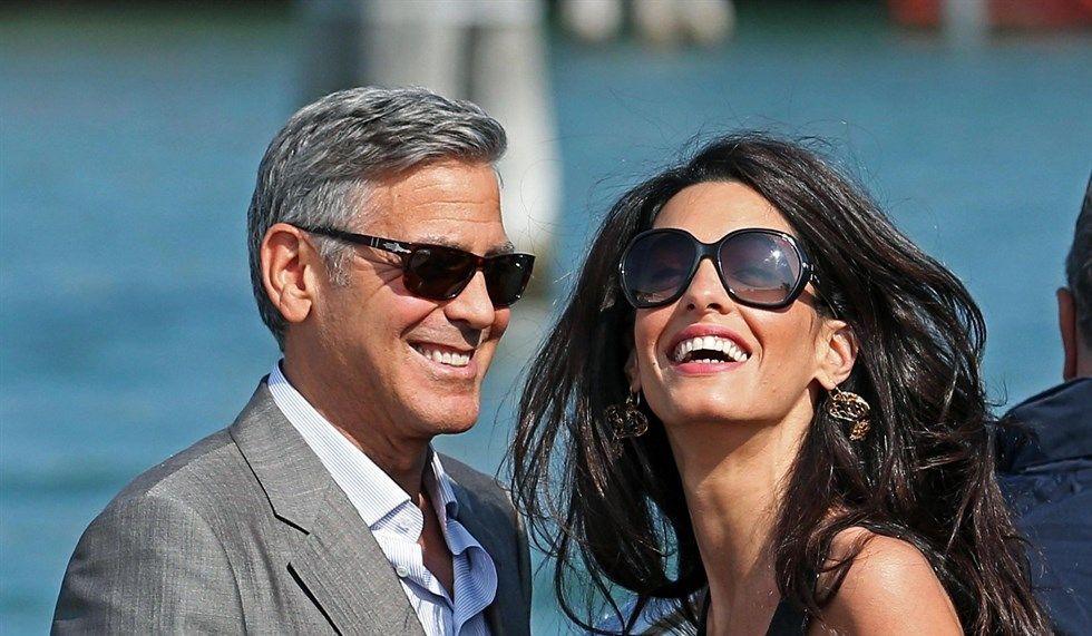 George Clooney ed Amal presto genitori grazie all'adozione
