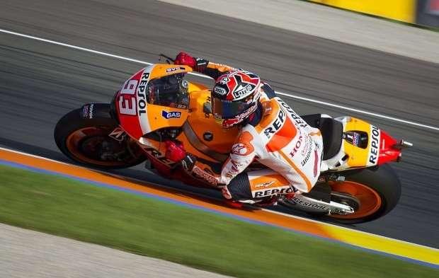 Honda Repsol MotoGP Valencia 2014