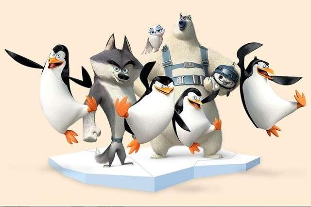 I Pinguini di Madagascar trailer italiano trama