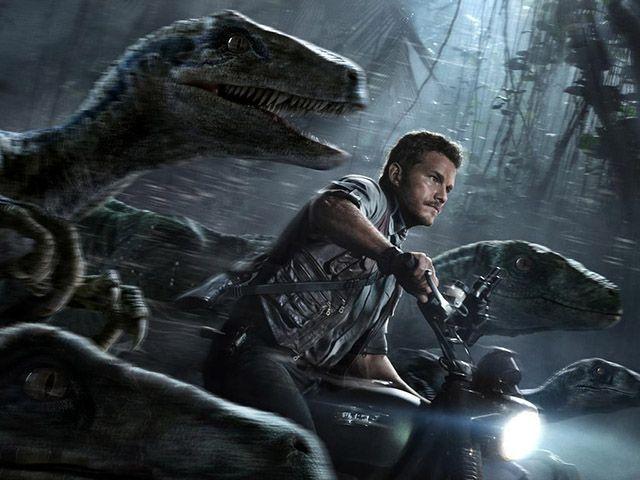 Jurassic World trailer italiano trama