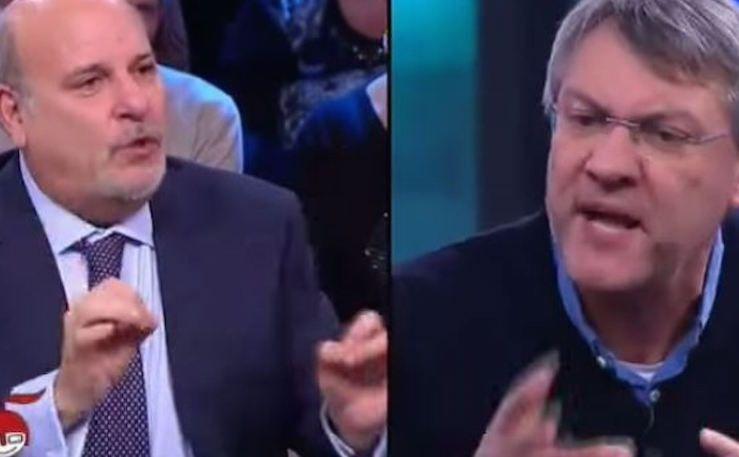 Landini e Friedman su La7: scontro sulla cassa integrazione