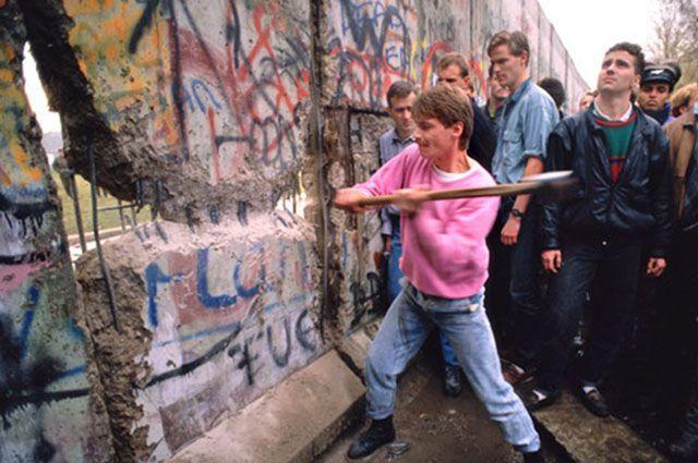 Film sulla caduta del Muro di Berlino