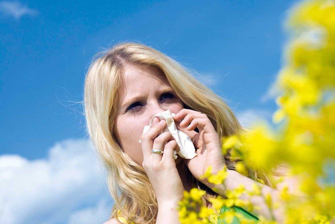 Rinite allergica: sintomi e cura