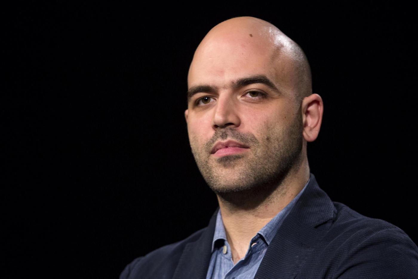 Minacce a Saviano, lo scrittore: 'I boss mi sono sembrati guappi di cartone'