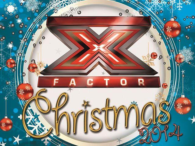 X Factor Christmas 2014 tracklist album