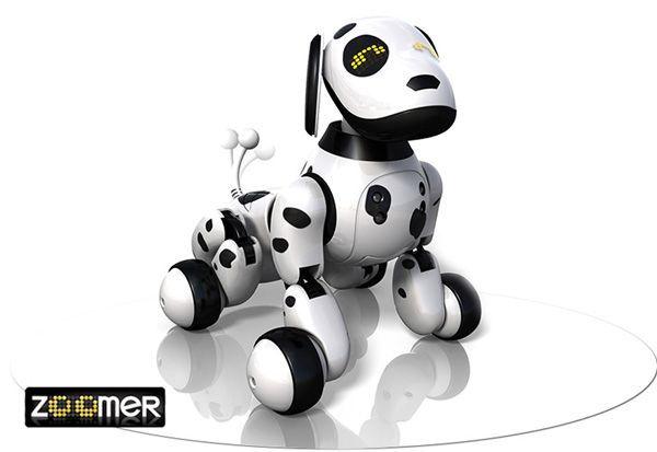 Zoomer, la recensione del cane robot