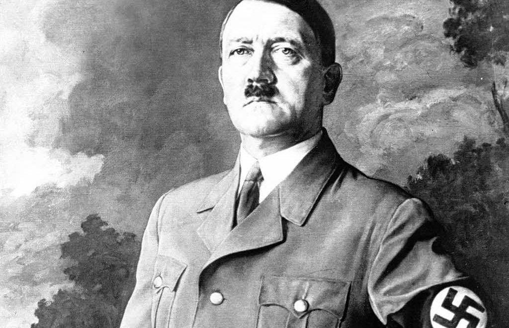 Apparizioni di Adolf Hitler nelle pubblicità