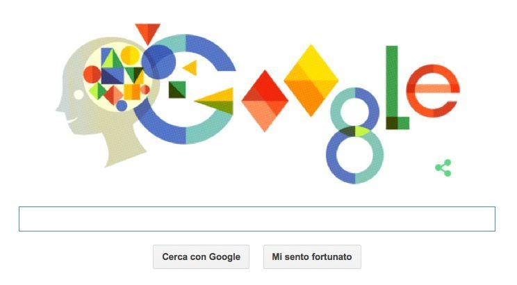 Anna Freud e la difesa dell'Io nel Google Doodle