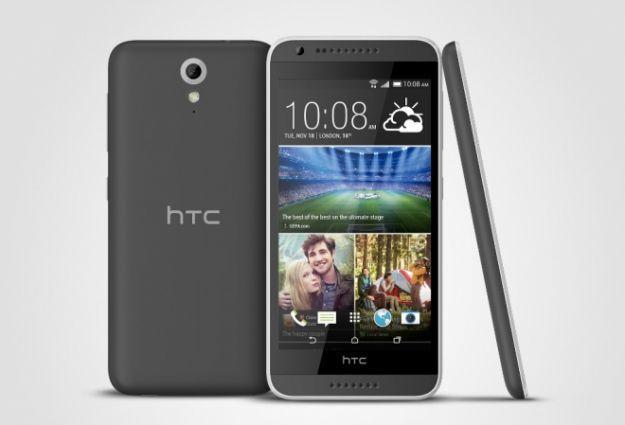 HTC Desire 620, il medio range per il 2015