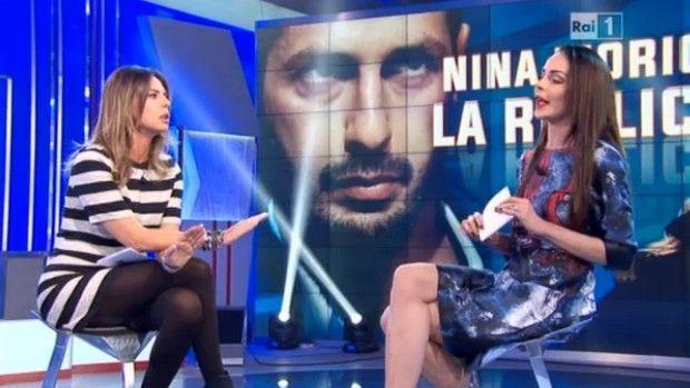 Nina Moric contro Paola Perego: dopo Domenica In, lo scontro continua sui social