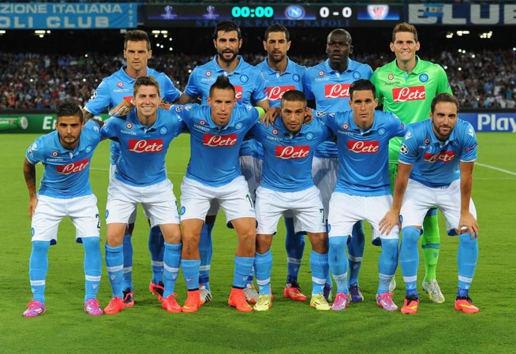 Europa League, Napoli-Slovan Bratislava 3-0: Azzurri primi del girone