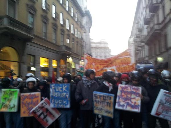 Milano, scontri per la prima della Scala: in scena il Fidelio
