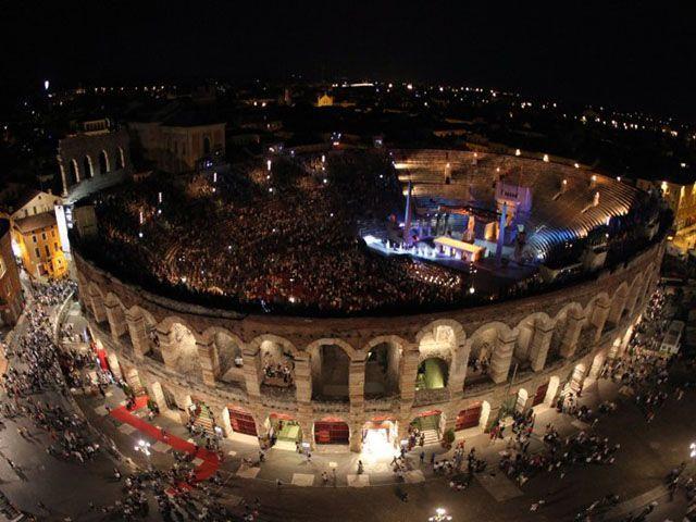 Fabi-Silvestri-Gazzè all'Arena di Verona