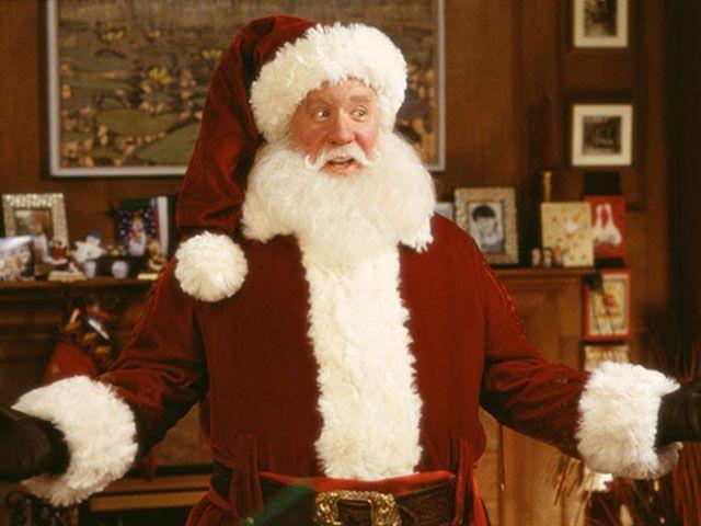 Babbo Natale nei film