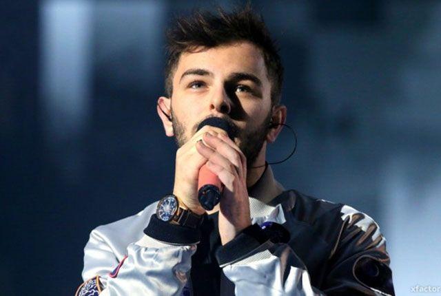 X Factor 8 vincitore Lorenzo Fragola