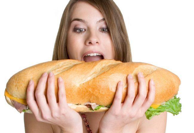 Mangiare troppo ci può fare scoppiare?