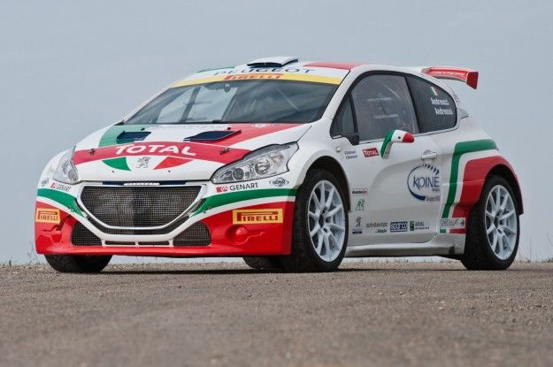 Monza Rally Show 2014: Peugeot trionfa
