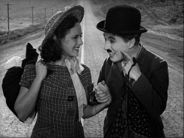 Tempi Moderni Charlie Chaplin film