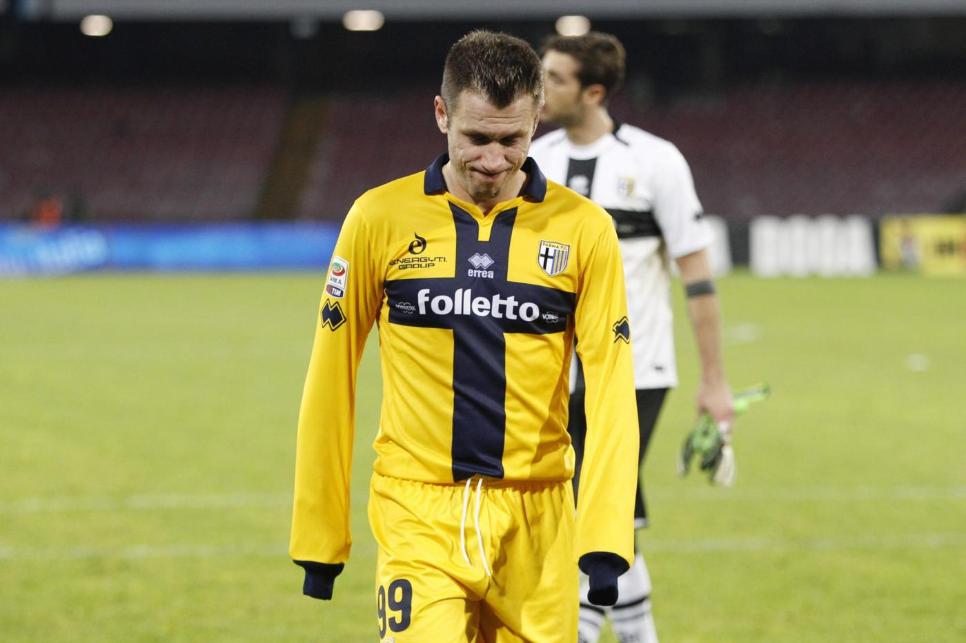 Antonio Cassano addio Parma 150x150