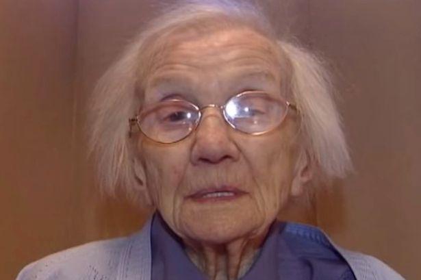 Jessie Gallan svela il segreto per vivere a lungo: 'Evitare gli uomini e non sposarsi mai'