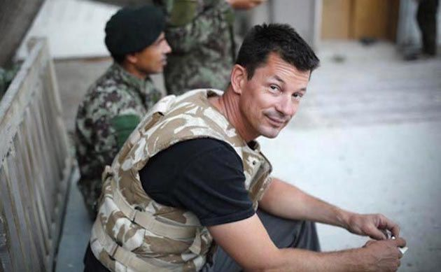 Isis: sul web un nuovo video con il giornalista britannico John Cantlie