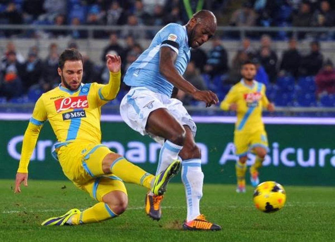 Lazio Napoli 150x150