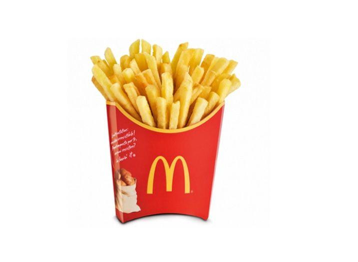 Patatine del McDonald's: svelati gli ingredienti
