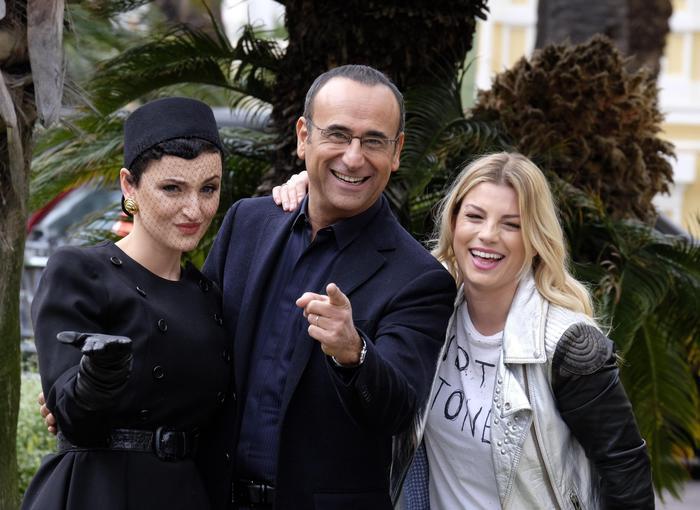 Sanremo 2015 Conti con Arisa e Emma 150x150