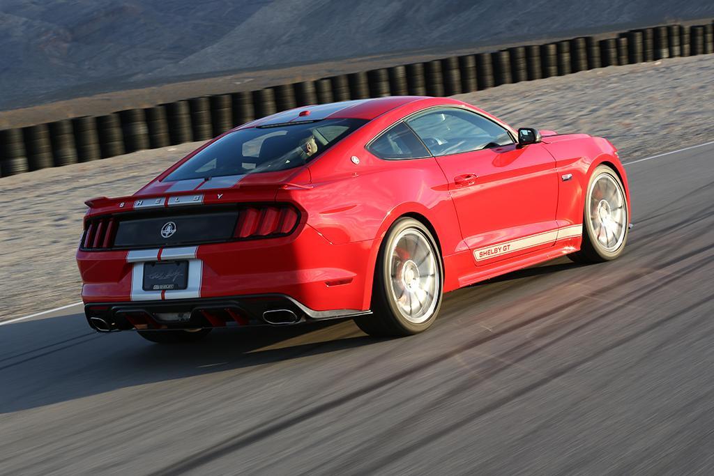 Shelby GT Mustang 2015: prezzo, motore e dati tecnici