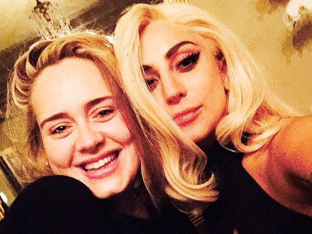 Adele Lady Gaga duetto