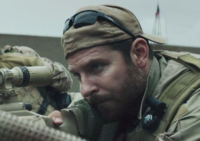 American Sniper trailer italiano trama