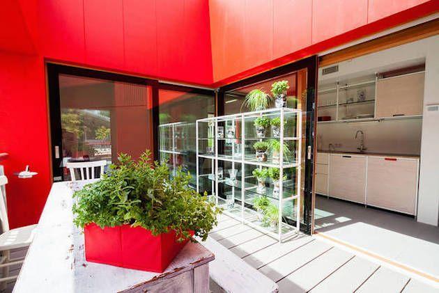 Casa ecologica: il progetto italiano Rhome for denCity