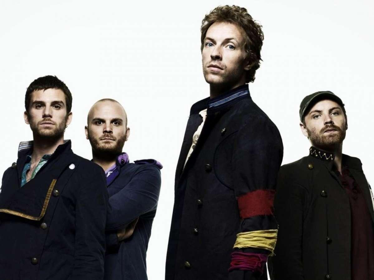 Coldplay discografia completa