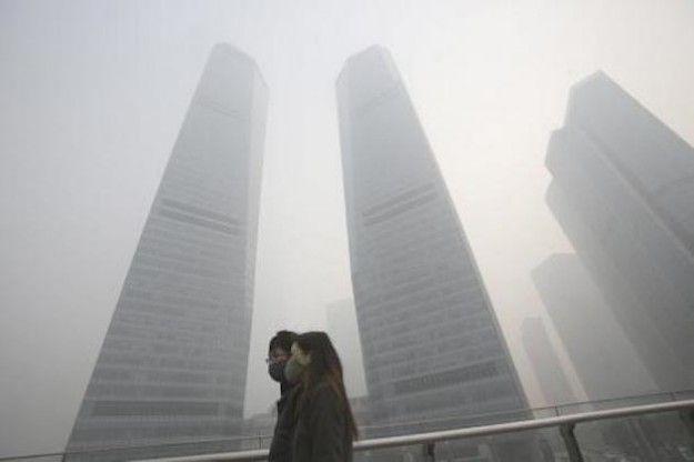 Inquinamento in Cina: la denuncia di un film di Greenpeace