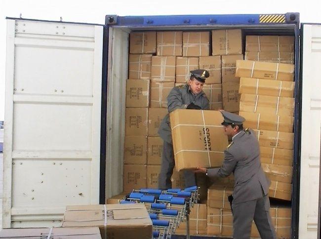 Contraffazione in Italia: dati sempre più allarmanti
