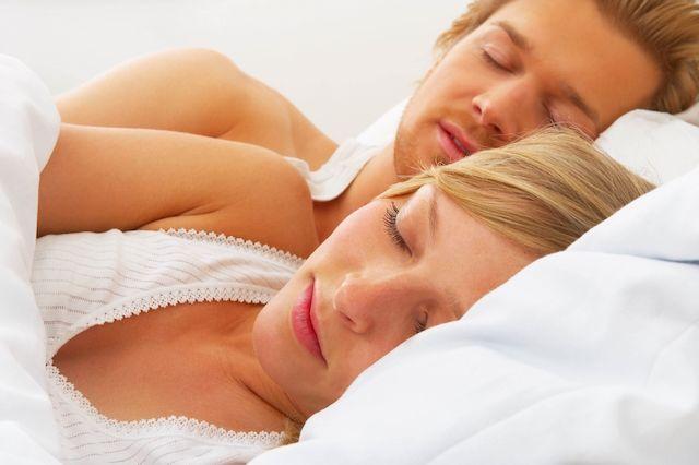 Dormire insieme fa bene alla salute