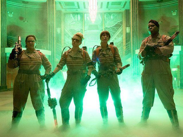 Ghostbusters 2016 trama data di uscita