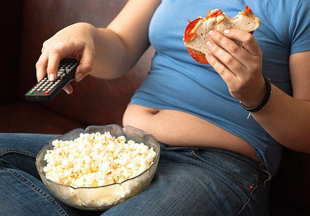 Non fare attività fisica uccide il doppio dell'obesità