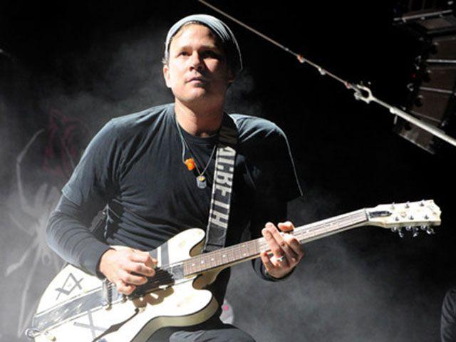 Blink-182 Tom DeLonge cacciato