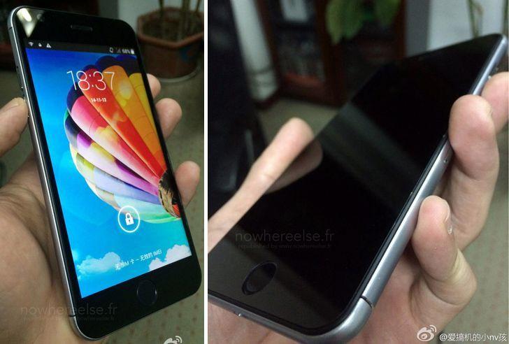 Il miglior clone di iPhone 6? Dakele 3