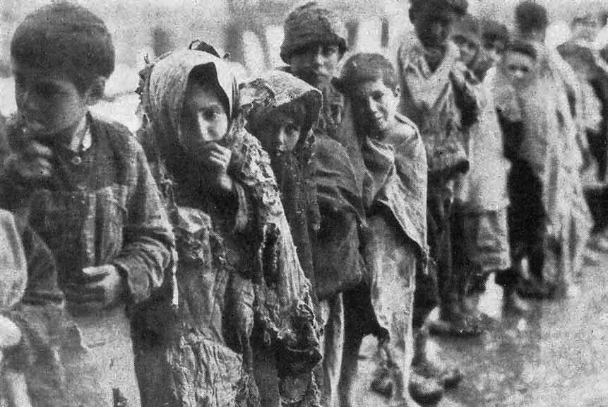 Olocausti dimenticati nella storia del mondo