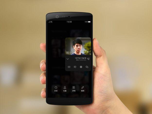 Manta 7x, lo smartphone che ti legge la mano