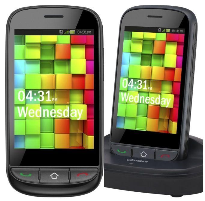 Smartphone NGM: il nuovo poker di dual sim a basso costo