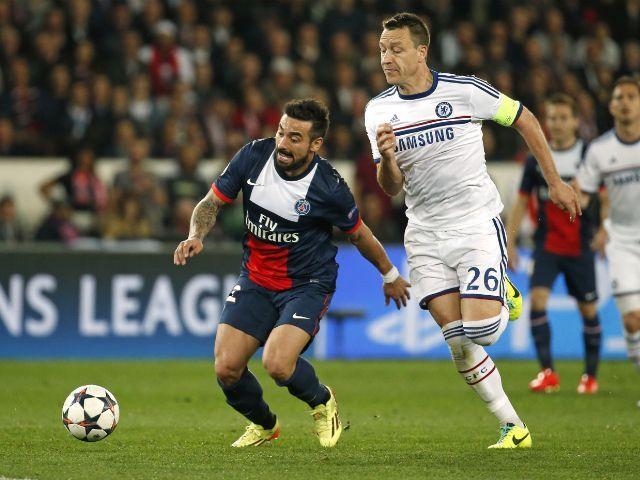 Champions League, PSG-Chelsea 1-1: Cavani risponde a Ivanovic
